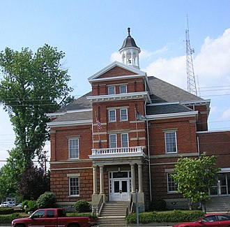 Boone County, Kentucky - Image: Boone county courthouse