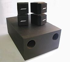 Bose Speaker Packages Wikipedia