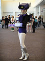 BotCon 2011 - Transformers cosplay - Shockwave (5802629604).jpg