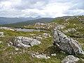 Boulders and Lochans, Beinn Suidhe - geograph.org.uk - 928469.jpg