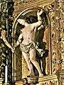 Boule-d'Amont - Église Saint-Saturnin - Retable du maître-autel - Saint Sébastien.jpg