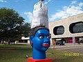 Brasilia DF Brasil - CCBB Brasilia, exposição Índia - panoramio.jpg