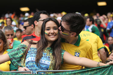 Brazil and Mexico match at the FIFA World Cup 2014-06-17 (28).jpg