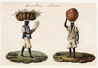 Brazillian Slaves