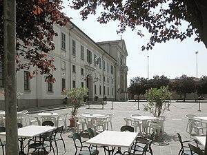 Brembio - The central square