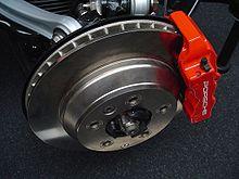 remplacement des freins