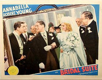 Bridal Suite - Lobby card