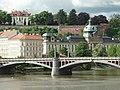 Bridge over Vltava. Prague. Czech Republic. Мост через Влтаву. Прага. Чехия - panoramio.jpg