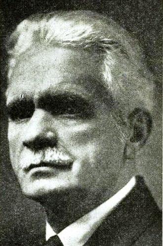B. H. Roberts - Roberts, ca 1933
