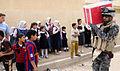 Bringing books into Baghdad DVIDS268584.jpg