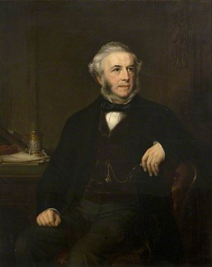 George Richards Elkington - George Richards Elkington (1801–1865) by Samuel West