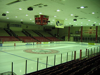 Walter Brown Arena sports arena