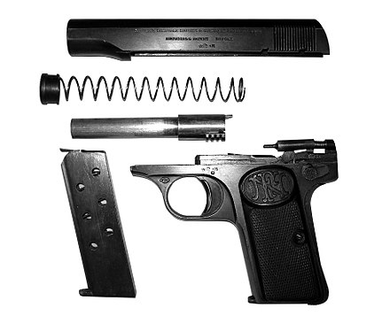 Fn Browning Model 1910 Serial Numbers