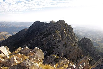 Four Peaks - Image: Browns Peak, Maricopa Highpoint
