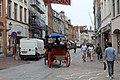 Bruges, fiaker on the Steenstraat.jpg