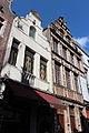 Brussels Rue des Bouchers 34-36 Beenhouwerstraat 2013-07.jpg