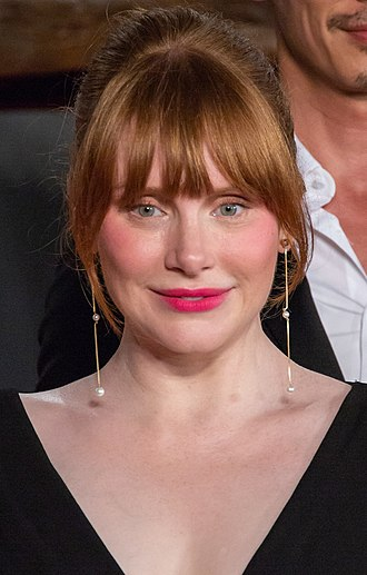 Bryce Dallas Howard - Howard at the premiere of Jurassic World: Fallen Kingdom in Japan, June 2018