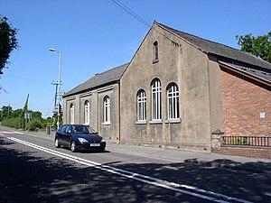 Alltami - Image: Bryn Methodist Church, Alltami geograph.org.uk 203569