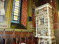 Bucuresti, Romania, Biserica Silvestru (interior cu soba); B-II-m-B-19694.01.JPG