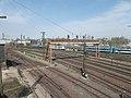 Budapest Keleti railway station from Kerepesi út overpass bridge, 2018 Józsefváros.jpg