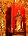Buddha's relics at Wat Khung Taphao 1.jpg