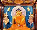 Buddhametta in Mahabodhi Temple.jpg