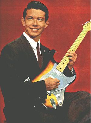 Buddy Merrill - Merrill in 1956.