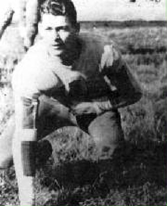 History of Alabama Crimson Tide football - Bully Van de Graaff played at Alabama during 1911-1915.