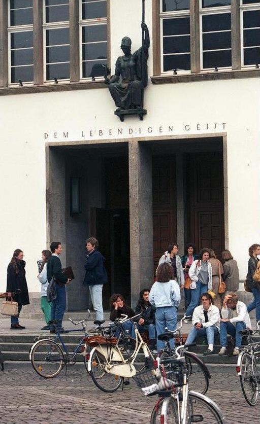 Bundesarchiv B 145 Bild-F079107-0031, Heidelberg, Universit%C3%A4t