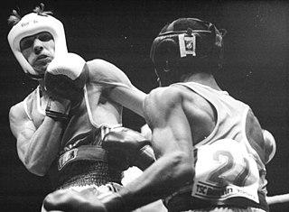 Andreas Tews East German boxer