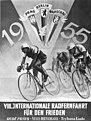 Bundesarchiv Bild 183-29907-0001, Plakat, VIII. Internationalen Radfernfahrt für den Frieden 1955.jpg