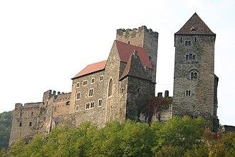 Carl Gangolf Kayser - Image: Burg Hardegg 2