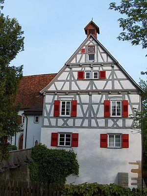 Holzgerlingen - Burg Kalteneck