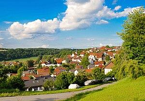Burgstetten - Burgstetten, Burgstall(Murr)