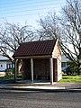 Bus shelter - geograph.org.uk - 685789.jpg