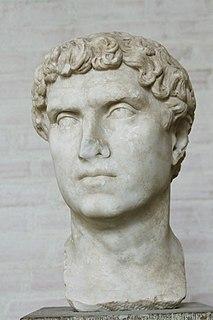 Titus Caesernius Statianus politician