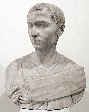 Philip II (emperor) - Bust of Philippus II