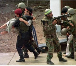 Japanese embassy hostage crisis