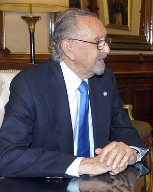 César Pelli - Pelli in 2010
