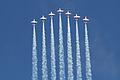 CASA C-101 Aviojet de la Patrulla Águila del Ejército del Aire de España (14705868936).jpg