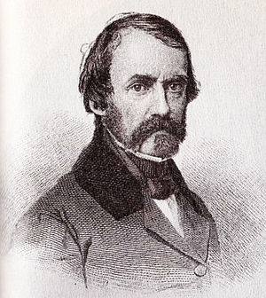 Broadway Journal - Charles Frederick Briggs, one of the two founders of the Broadway Journal