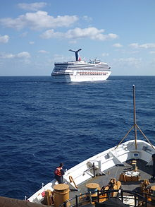 Carnival Triumph Wikipedia - Cruise ship that lost power 2018