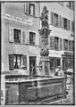 CH-NB - Aarau, Gerechtigkeitsbrunnen, vue partielle - Collection Max van Berchem - EAD-7066.tif