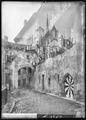 CH-NB - Lutry, Château, Façade, vue partielle - Collection Max van Berchem - EAD-9446.tif