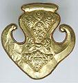 COLLECTIE TROPENMUSEUM Gouden sierstuk TMnr 5787-20.jpg