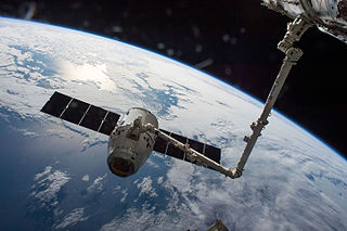 SpaceX CRS-8 mission of the SpaceX Dragon spacecraft