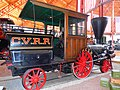 CVRR 2-2-2 Pioneer built in 1851 side view DSCN1634.jpg