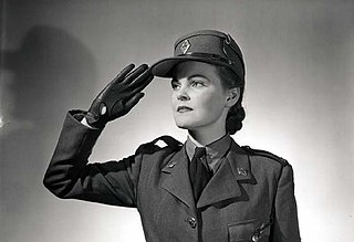 Canadian Womens Army Corps