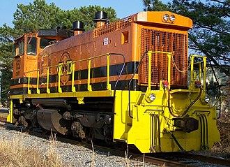 Commonwealth Railway - Image: CWRY 1552 WJ Grimes