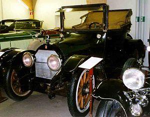 Cadillac Type 53 - Cadillac Type 53 Cabriolet 1916